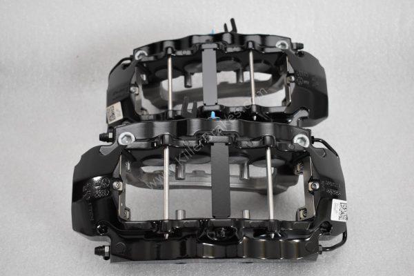 Audi TTRS 8s RS3 8v Brembo 8Pot Calipers 8V0615107D 8V0615108D 20.7675.02 brackets pads pins NEW-1