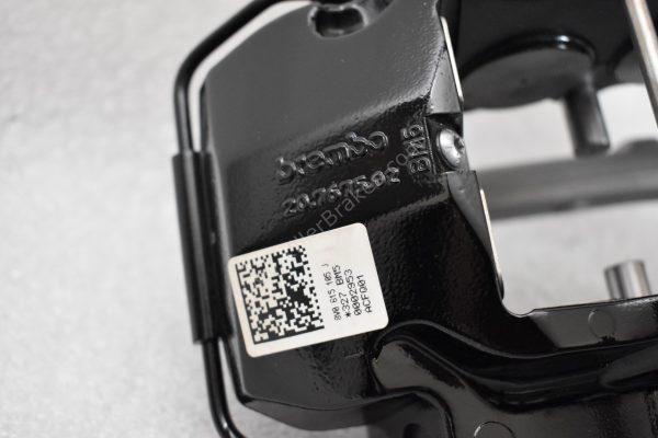 Audi TTRS 8s RS3 8v Brembo 8Pot Calipers 8V0615107D 8V0615108D 20.7675.02 brackets pads pins NEW-16