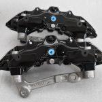 Audi TTRS 8s RS3 8v Brembo 8Pot Calipers 8V0615107D 8V0615108D 20.7675.02 brackets pads pins NEW-2