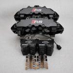 Audi TTRS 8s RS3 8v Brembo 8Pot Calipers 8V0615107D 8V0615108D 20.7675.02 brackets pads pins NEW-3