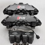 Audi TTRS 8s RS3 8v Brembo 8Pot Calipers 8V0615107D 8V0615108D 20.7675.02 brackets pads pins NEW-6
