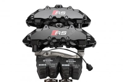 Audi TTRS 8s RS3 8v Brembo 8Pot Calipers 8V0615107D 8V0615108D with Pads NEW