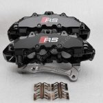 Audi TTRS 8s RS3 8v Brembo 8Pot Calipers 8V0615107D 8V0615108D 20.7675.02 brackets pads pins NEW-9