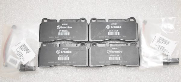 Audi R8 Rear Ceramic Brake pads 4S0698451J New-2