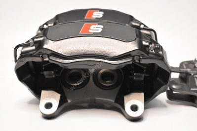 Audi TTS 2018 4Pot Calipers brake upgrade Golf 7 R Audi S3 8v Audi TT NEW Black