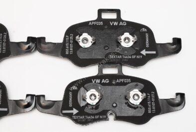 Audi TTS 8S OEM brake pads with wear sensor 8S0698151A NEW