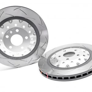 Rear Audi RS5 B8 DBA Brake Discs 52841SLVS 330x22mm 2-Piece