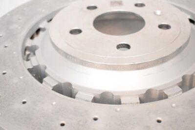 Audi Rs3 8v Sedan 8V0615301R Round Brake Discs 370x34mm NEW
