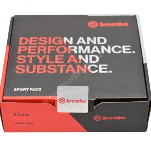 Front Audi Rs4 Rs5 B8 R8 BREMBO SPORT HP2000 07.b314.01 High Performance Brake Pads New
