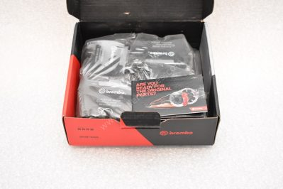 Audi Rs4 Rs5 B8 R8 High Performance Brake Pads BREMBO SPORT PADS HP2000 07.b314.01 New