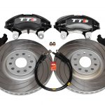 Audi TTS 8S 4Pot Brake kit Upgrade Tarox F2000 brake discs Tarox Strada brake pads NEW
