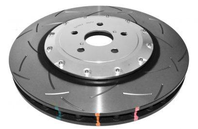 Audi Rsq3 Brake Discs DBA 52836SLVS 365x34mm 2-Piece Anodised
