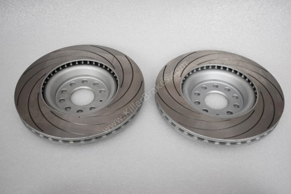 Front TAROX F2000 Brake discs 340x30mm 9218-F2000 New