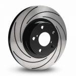 Rear TAROX F2000 Brake discs 286x12mm 0240-F2000 New