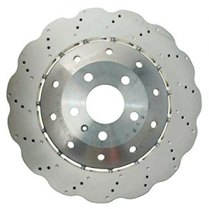 Rear Audi R8 4S 4S0615601B 356x32mm Wave brake discs NEW
