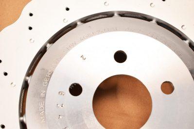 Audi RS7 4G Rear 4G8615601E 356x22mm Wave brake discs NEW