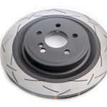 Mercedes A45 AMG Rear DBA 42699S 330x22mm Brake Discs 4000 series T3 Slotted New