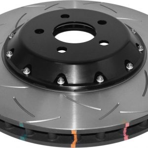 Front Ford Mustang GT 5.0 DBA 52166BLKS Brake Discs 380x34mm 5000 series 2-Piece