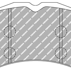 Front Ferodo Racing Brake Pads Ford FCP4711H Mustang GT 5.0 DS2500 New