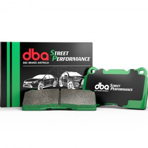 Front DBA Brake Pads DB9021SP Ford Mustang GT 5.0 Street Performance