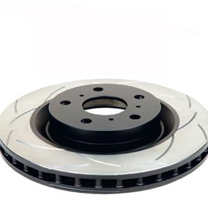 Ford Fiesta ST MK6 Rear Brake Discs DBA 2109S 253x10mm series T2 Slot