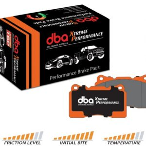 Ford Mustang GT 5.0 Front Xtreme Performance Brake Pads DB9021XP (Hawk: HB805x.615)