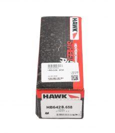 Audi S4 S5 B8 Rear HB642B.658 Hawk Performance HPS 5.0 Brake Pads NEW