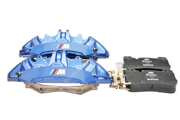 Front BMW M5 F90 Calipers Brembo 6pot 34118089937 34118089938 NEW
