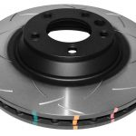 Rear Bmw M3 E90 E92 E93 DBA Brake Discs 42281S 350x24mm New