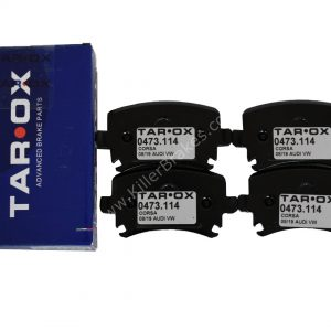 Rear TAROX Corsa Brake Pads SP0473.114 Audi TTRS 8J Rs3 8P Seat Leon Cupra 5F Perf. Pack New