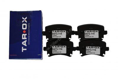 Rear TAROX Corsa Brake Pads SP0473.114 Audi TTRS 8J Rs3 8P Seat Leon Cupra 5F Perf. Pack New