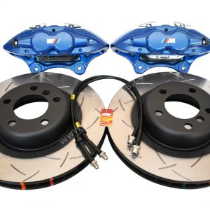 Front Bmw M Performance Brake kit Brembo 4pot DBA 340x30mm New