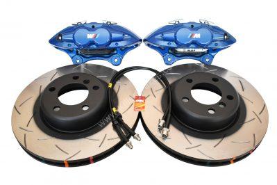 Front Bmw M Performance Brake kit Brembo 4pot DBA 340x30mm New