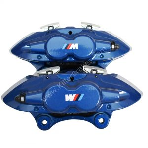 Front Bmw M Performance Calipers Brembo 4pot 34116865537 34116865538 New