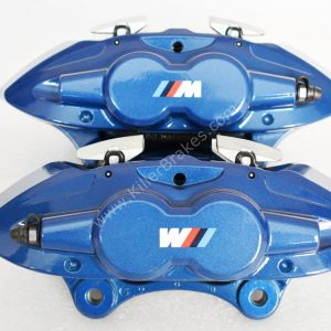 Bmw M Performance 4pot Brembo Calipers 34116865537 34116865538 New
