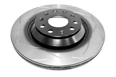 Rear DBA 2809S Brake Discs 310x22mm Street Series T2 Slotted New