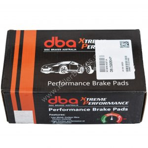 Front Audi RS3 8v TTRS 8S Rsq3 8U Brake Pads DBA DB15005XP Xtreme Performance