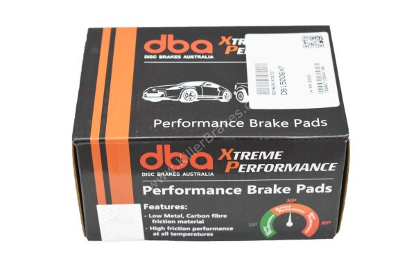 Rear Audi TTRS 8S RS3 8v DBA Brake Pads DB15006XP Xtreme Performance