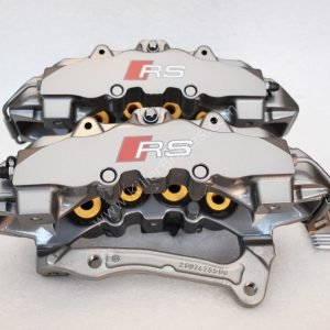 Audi TTRS 8S RS3 Ceramic Calipers Brembo 8pot 8v0615105C(8v0615107E) NEW