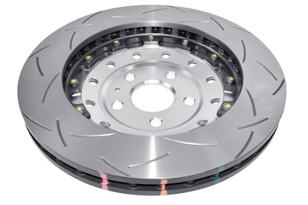 Audi Rs3 8v Sedan Brake Discs DBA 53004SLVS 370x34mm 5000 series Fully Assembled 2-Piece Clear Anodised T3