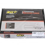 Front Audi RS4 Rs5 B8 R8 SDT Racing Front Brake Pads 1066 2518400RT NEW