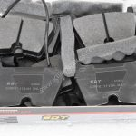 SDT Racing Front Brake Pads 1066 2518400RT NEW Audi RS4 Rs5-4