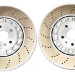 Audi RSQ3 2020 4M0615301BJ Round Brake Discs 374x36mm NEW