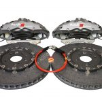 Audi RSQ3 F3 Ceramic Brake Kit Brembo 6pots 380x38mm Ceramic Discs NEW