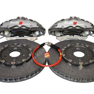 Audi RSQ3 F3 Ceramic Brake Kit Brembo 6pots 380x38mm Ceramic Discs NEW