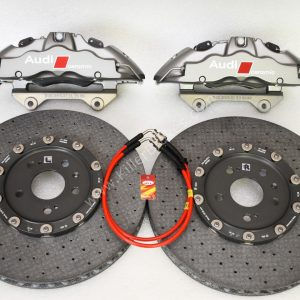 Audi RSQ3 2020 Ceramic Brake Kit Brembo 6pots 380x38mm Ceramic Discs NEW