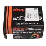 Front TTRS 8J Audi RS3 8P Brake Pads DBA DB2228XP Xtreme Performance