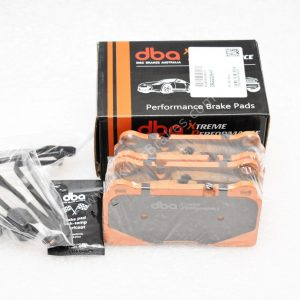 Audi RS3 8P TTRS 8J Front Brake Pads DB2228XP Xtreme Performance DBA Brake Pads