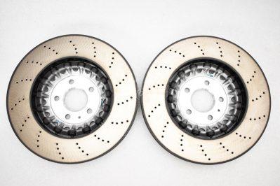 Audi Rs4 Rs5 B9 4M0615301AM Brake Discs 375x36mm NEW