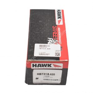 Audi Rs6 C7 Rs7 4G Front HB731B.620 Hawk Performance HPS 5.0 Brake Pads